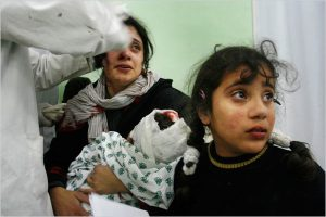 children n Gaza