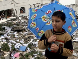 Aljazeera re child n Gaza cropped
