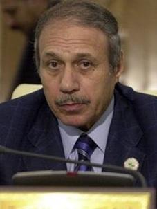 Former Interior Minister Habib El Adly