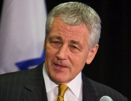 Hagel I policy forum crop