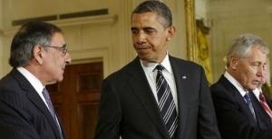 Obama and Leon Panetta