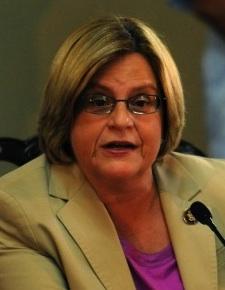 US congresswoman Rep. Ileana Ros-Lehtine