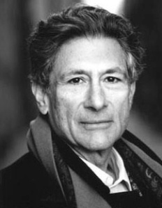 Edward Said www.tumblr.com