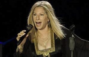 Barbra Streisand  Dan Balilty, AP
