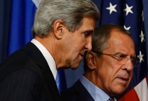 Kerry Lavrov in Geneva Reuters from Ha'aretz