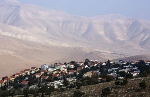Jordan Valley settlements Reuters crop
