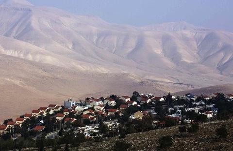 Jordan Valley settlements Reuters crop