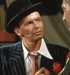 Nathan Detroit Frank Sinatra