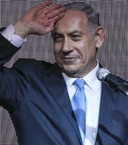 Prime Minister Benjamin Netanyahu claims victory in Israel election