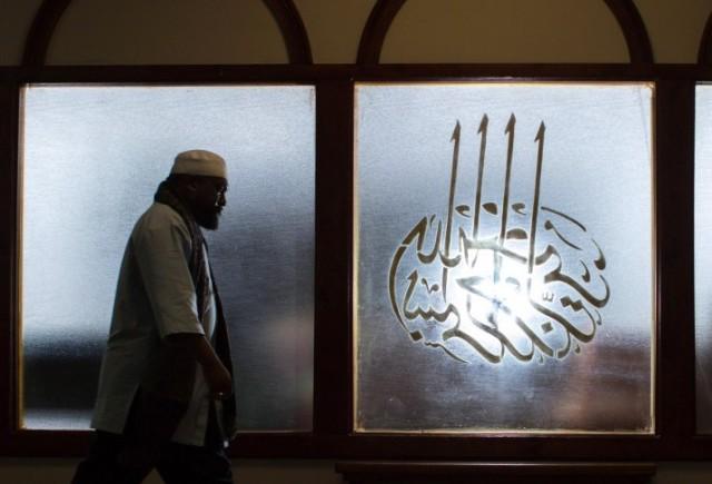 Atlanta mosque