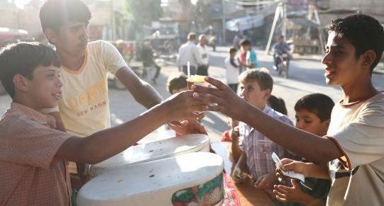 Syrian Truce Holds During Islamic Eid al-Adha