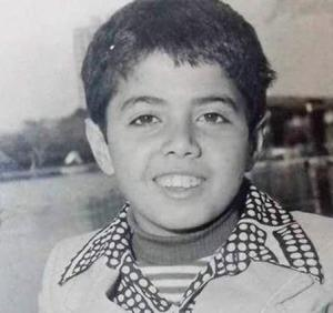 Image: The picture above of second-grade student Ramzy Baroud appeared in Al Jazeera though the courtesy of the Baroud family.